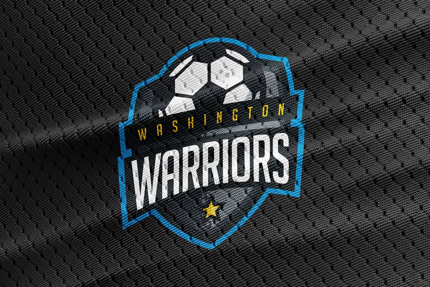 Washington Warriors - Team Logo