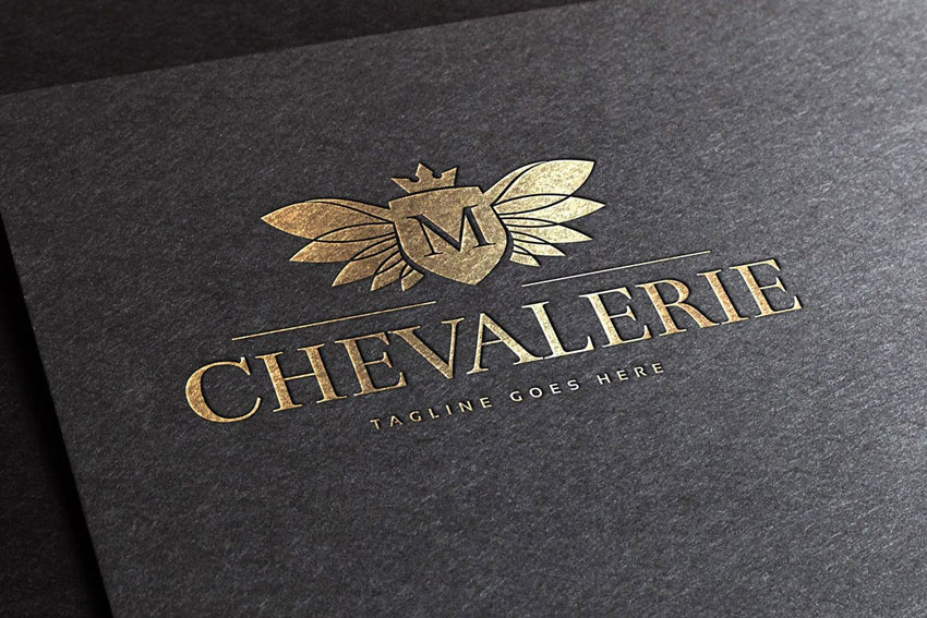 Chevalerie Logo Template