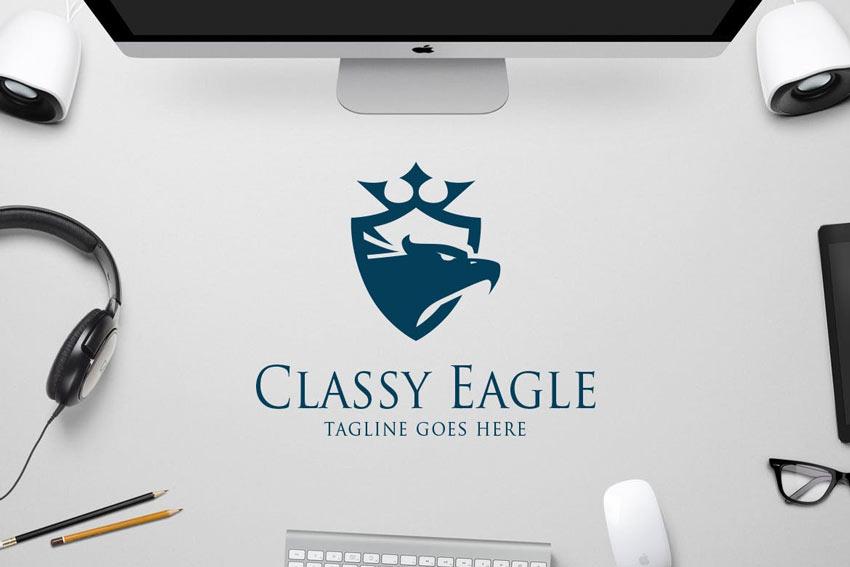Classy Royal Eagle Bird