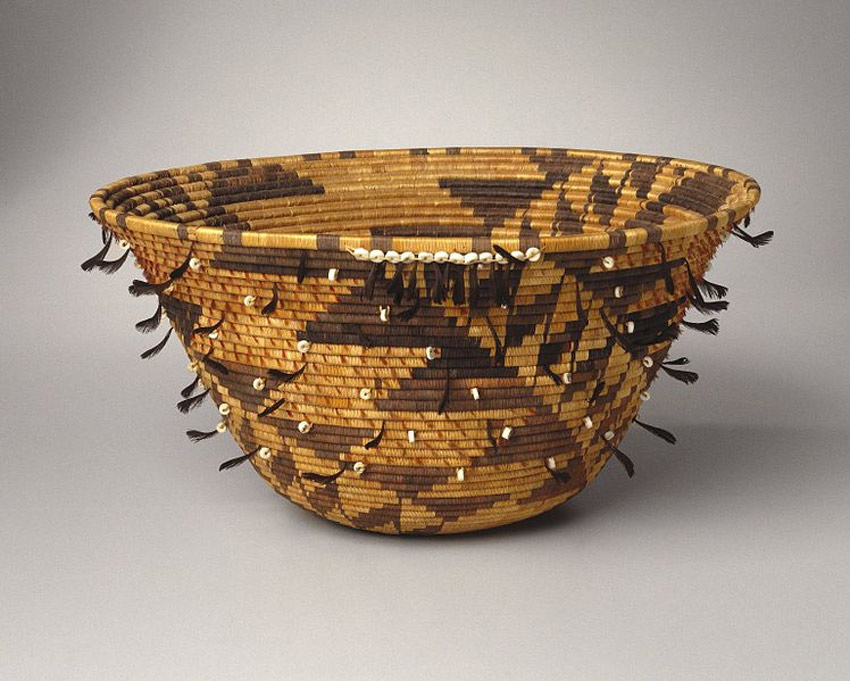 Basket Weaving Origin : Art history indigenous north america themekeeper