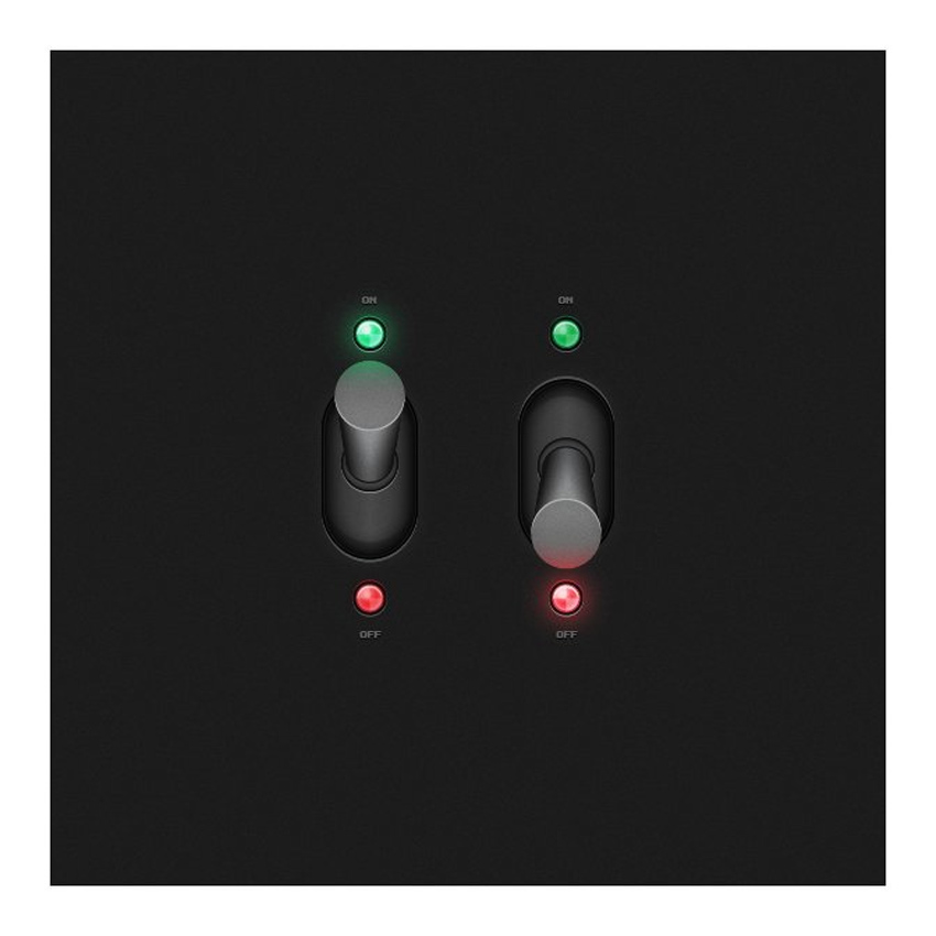 Switch Button Adobe Illustrator Tutorial