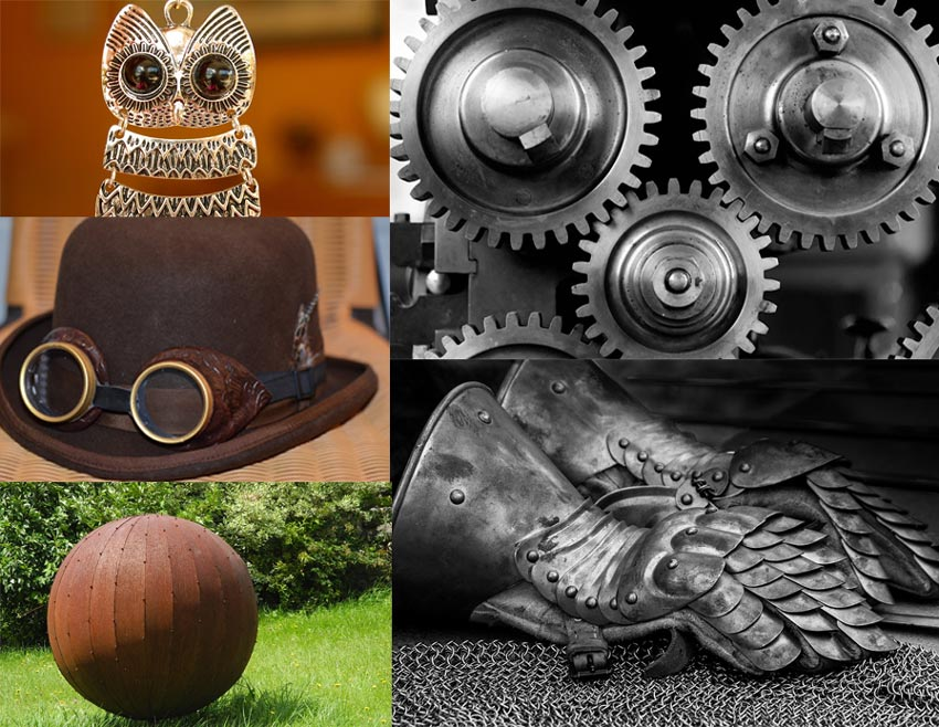 How to Create a Steampunk Owl Photo Manipulation in Adobe Photoshop