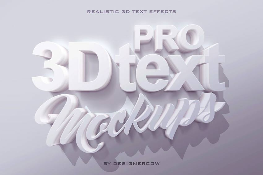 100 Best Photoshop Text Effect Tutorials