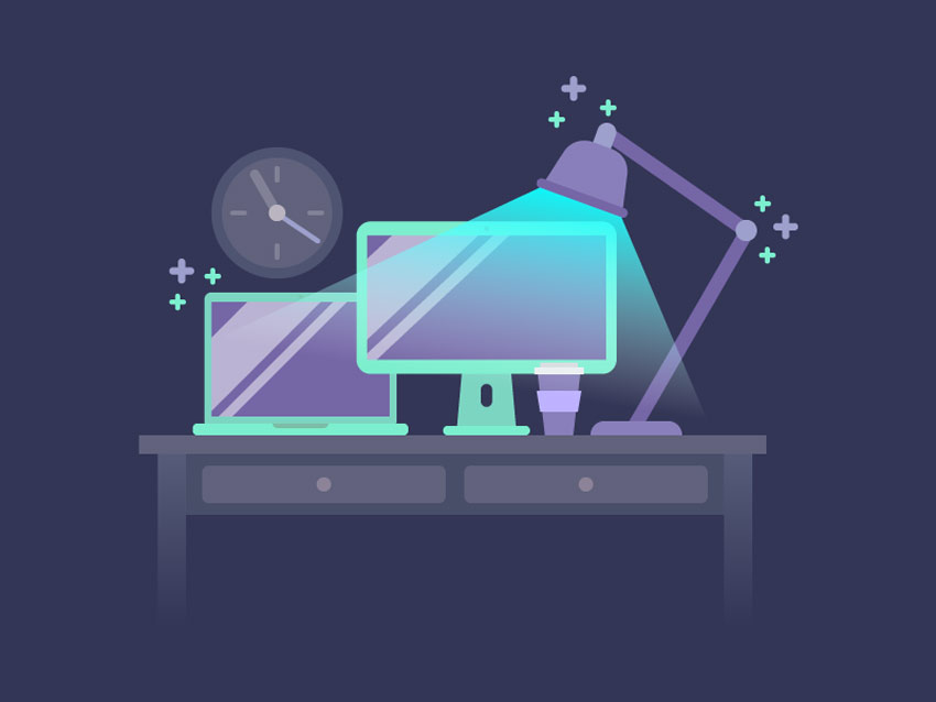 Desktop Illustration Adobe Illustrator Tutorial