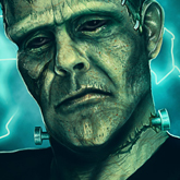 Frankensteins Monster Photo Manipulation