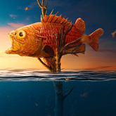 Fun Underwater Photo Manipulation