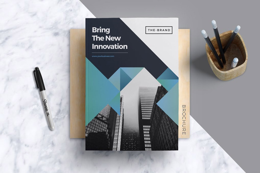 Innovative Brochure Template