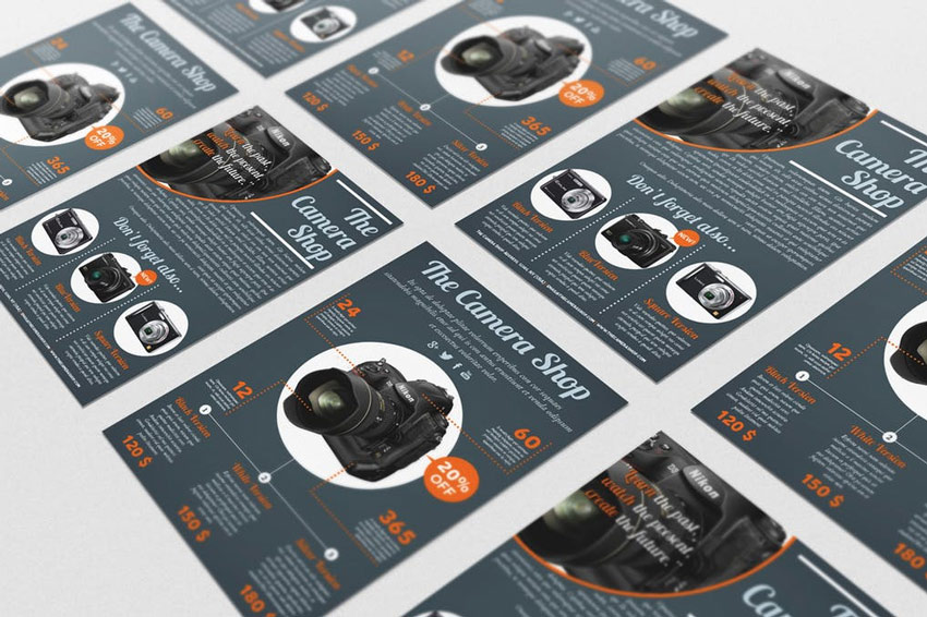 Rent To Own Schemes Found To Take Advantage Of Customers: 38 Stylish Flyer Templates (PSD Flyer Templates
