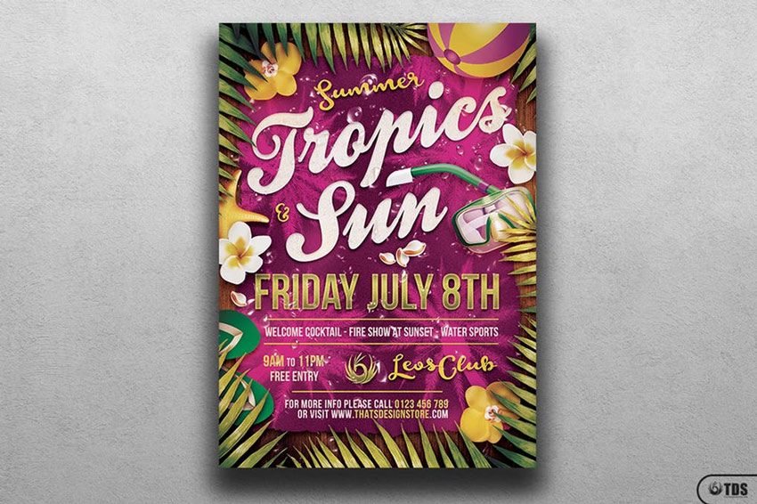 38 stylish flyer templates psd flyer templates