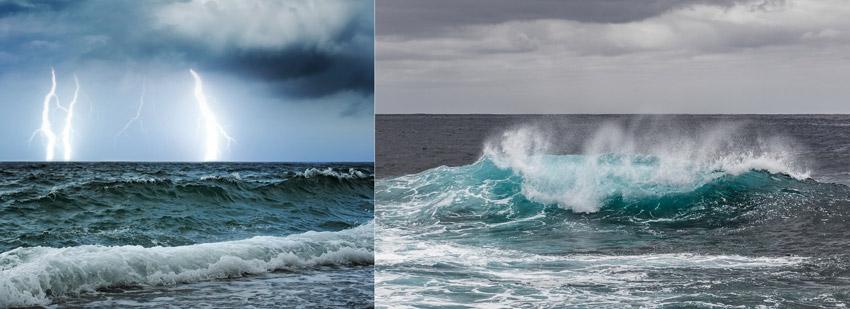 Ocean references