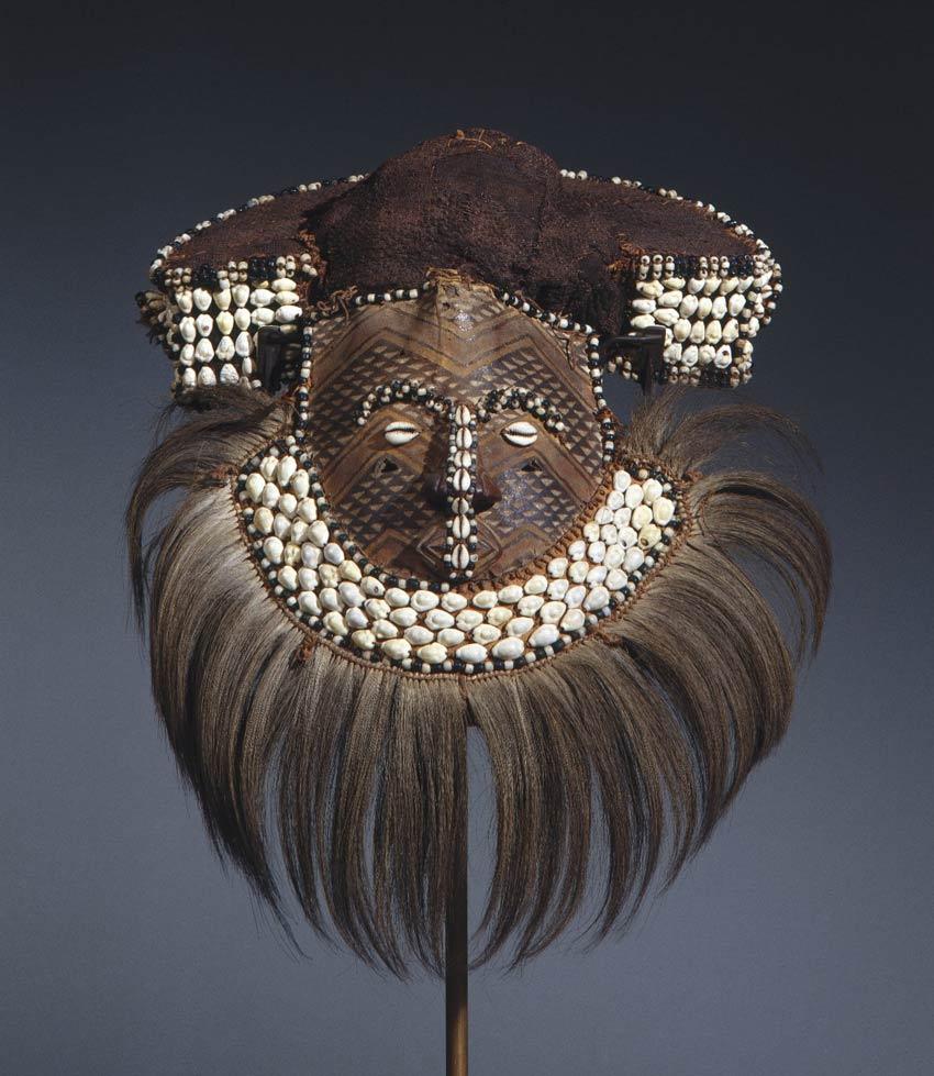 Mwaash aMbooy Mask