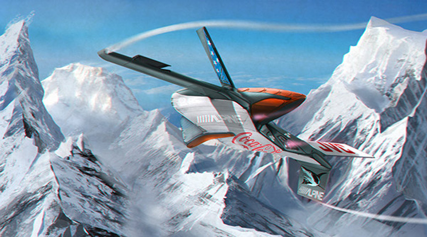 Sky Race by Daniel Vilmos Latzkovits