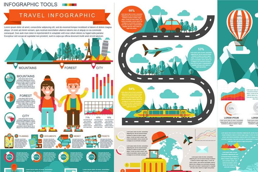 27 creative infographic templates
