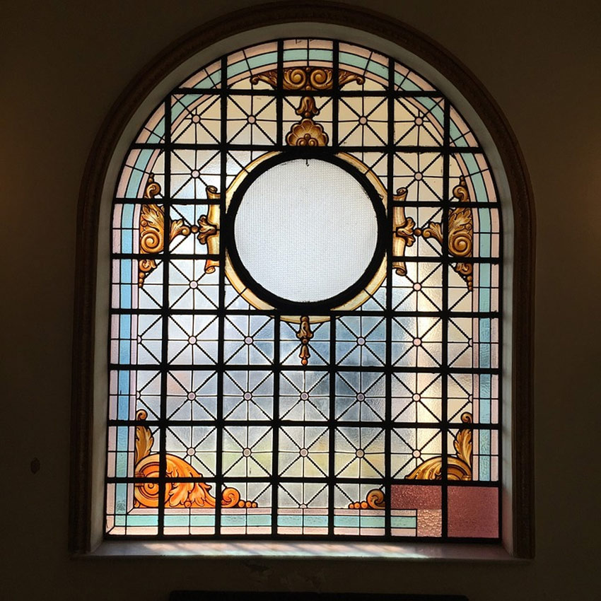 Stained Glass Window Reference