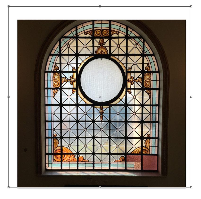 Rescale the window
