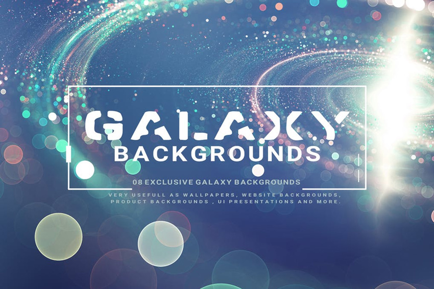 Galaxy Backgrounds V1
