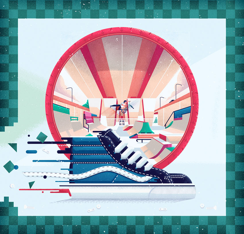 Iconic Sneakers 01 by Ashton Lim