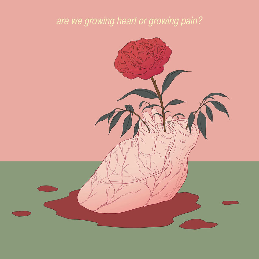 Growing by Nadia So