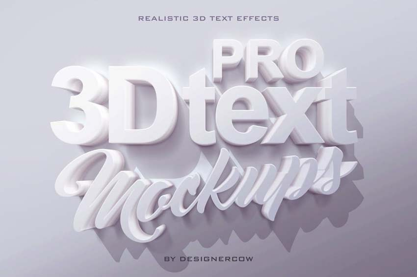 22 Unique Photoshop Text Effects That Grab Your Attention!