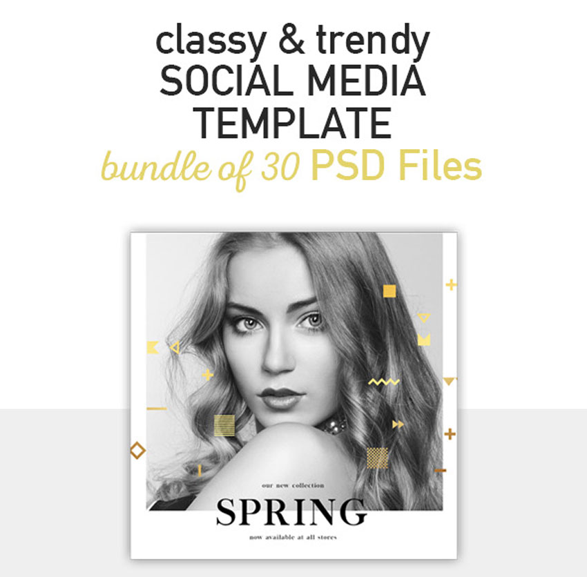 10 Trendy Instagram Templates