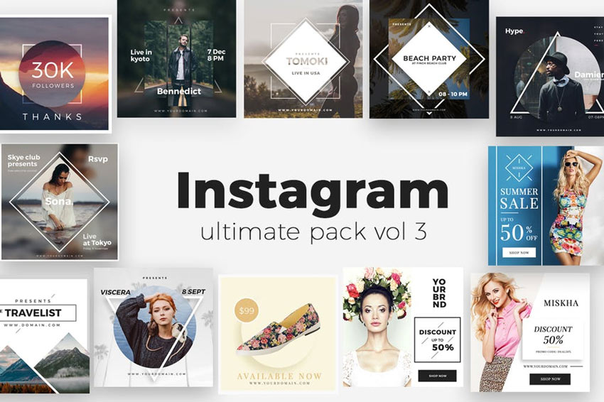 Instagram Ultimate Pack