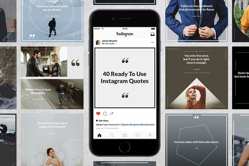 40 Instagram Quotes