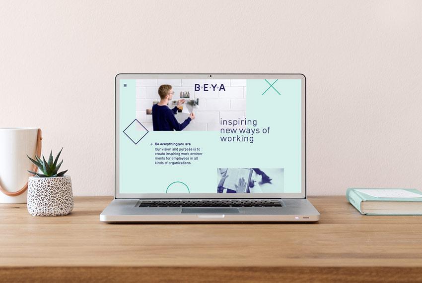BEYA  by Isabella Thaller
