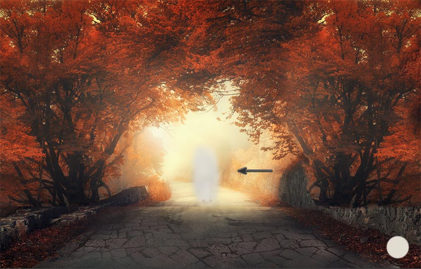 How to Create a Pumpkin Coach Photo Manipulation in Adobe Photoshop