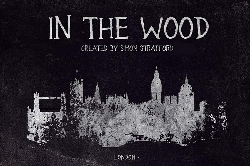 In The Wood Font