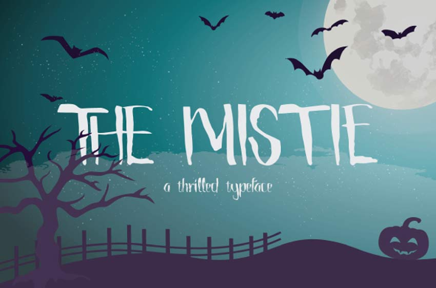 23 Horror-Inspired Fonts