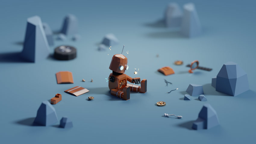 Broken by Mohamed Chahin