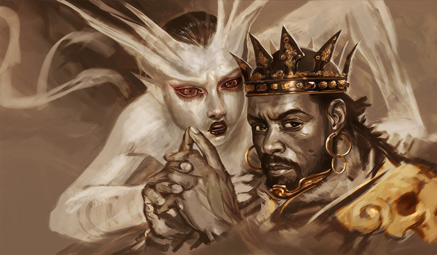 The Kings Advisor by Sanjay Charlton