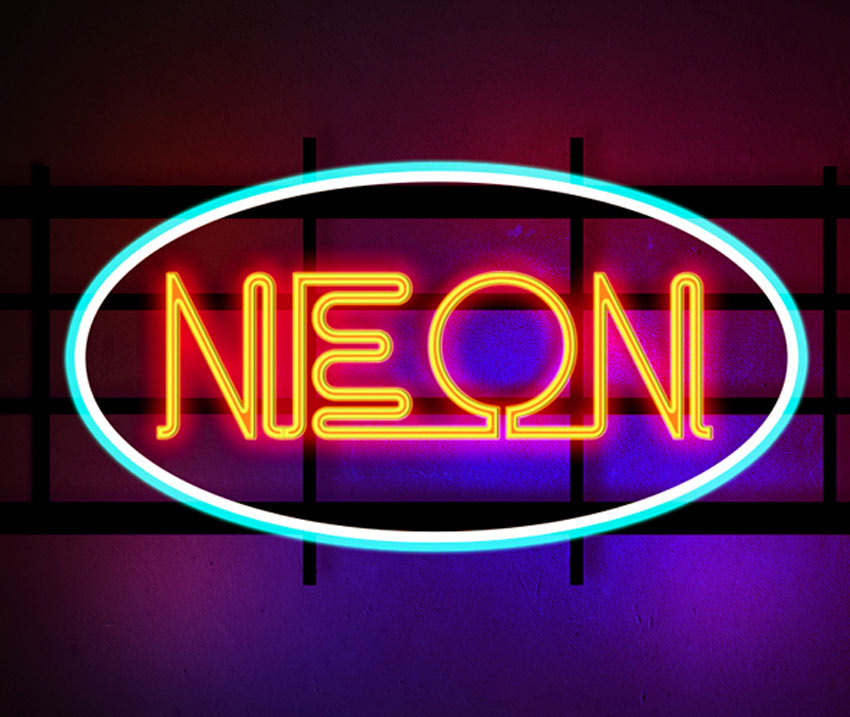 Neon Styles by Sophia Manning
