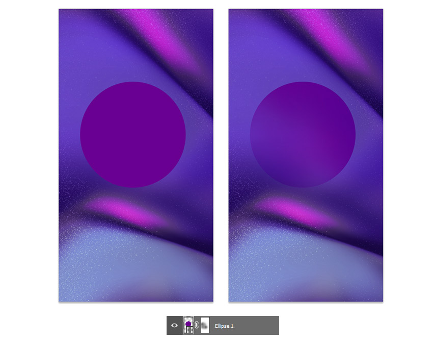 How to Create a Purple, Spirit Day-Inspired iPhone Wallpaper in Adobe Photoshop