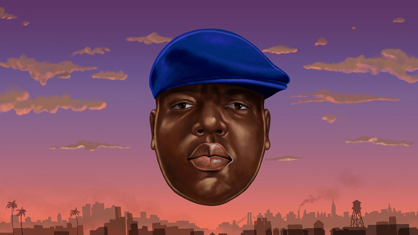 Biggie by Shyama Golden