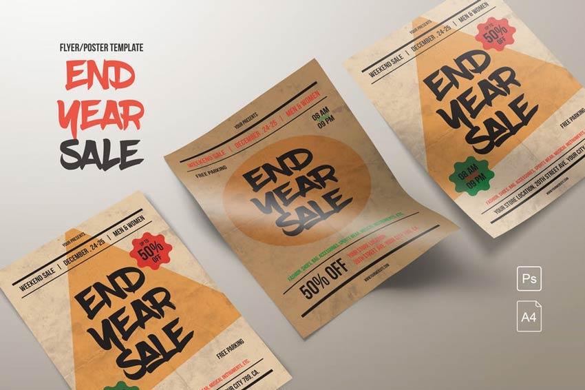 Vintage End Year Sale