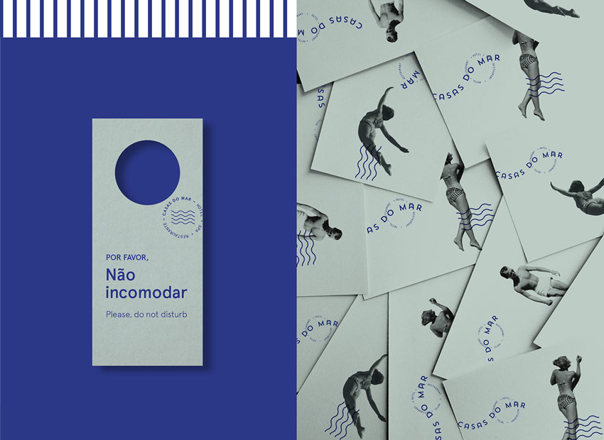 Casas do Mar - Branding by Constanca Soromenho