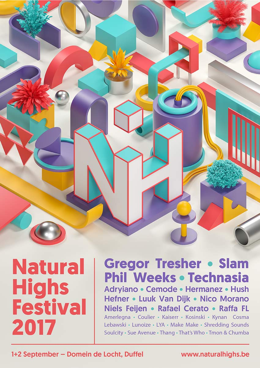 Natural Highs Festival by Serafim Mendes