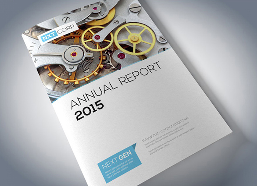Annual Report Brochure