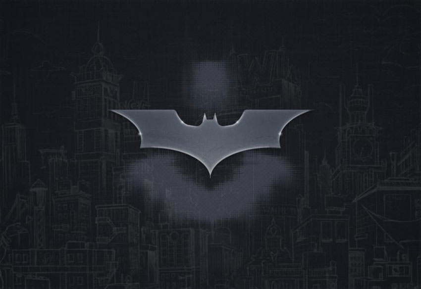 Create the Batman Dark Knight Logo in Adobe Illustrator