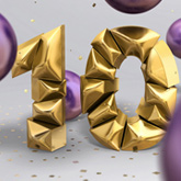 How to Create a 3D Shiny Inflated Text Effect in Adobe Photoshop