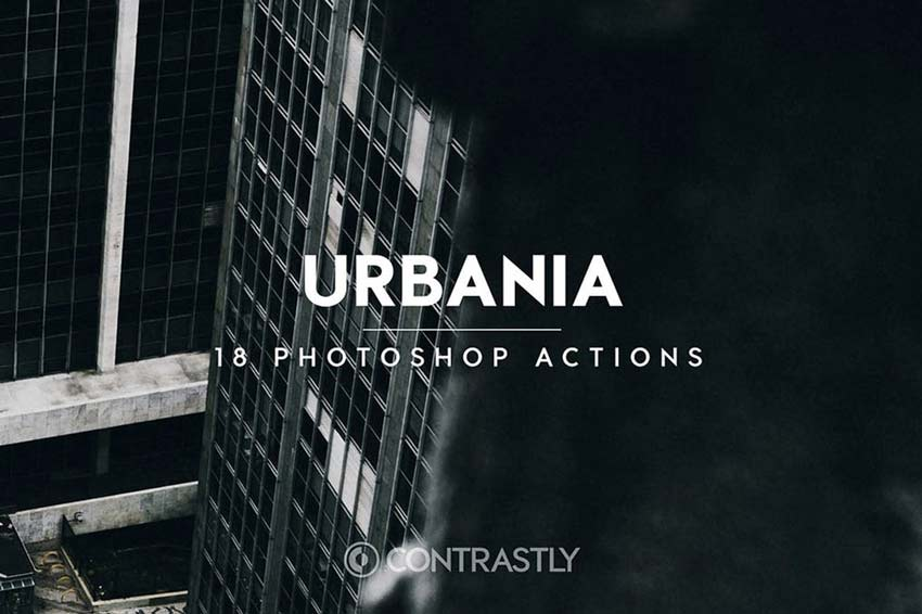 Urbania Photoshop Actions