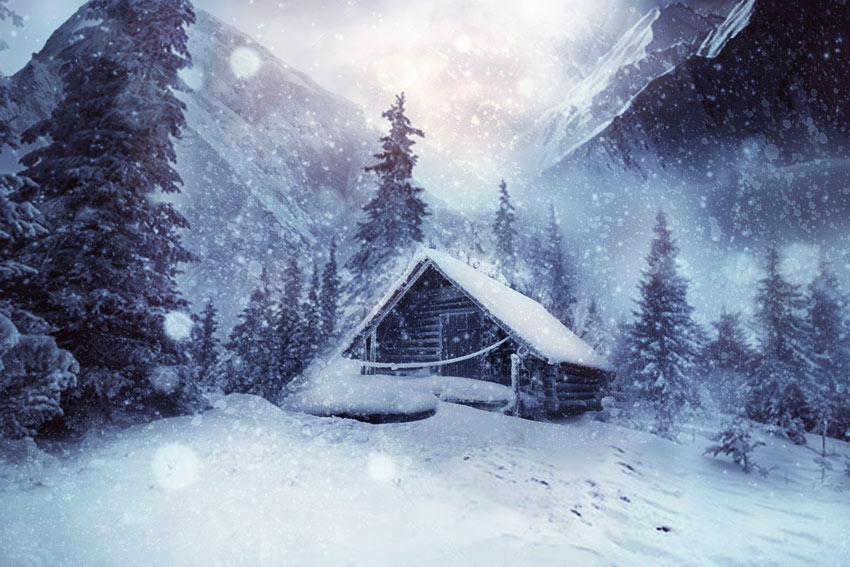 How to Create a Winter Landscape Photo Manipulation With Adobe Photoshop