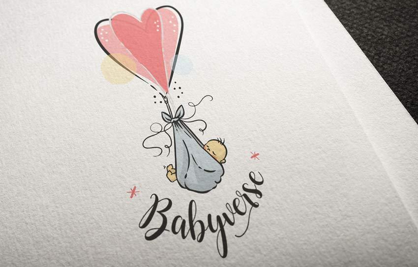 Babyverse Logo