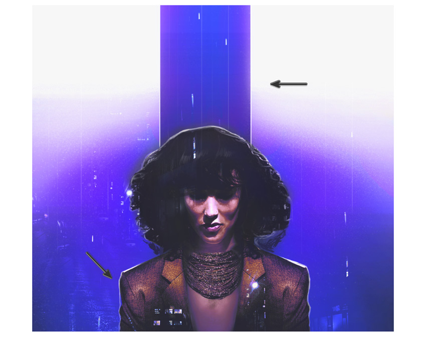 How to Create an 80s-Inspired Double Exposure Manipulation in Adobe Photoshop