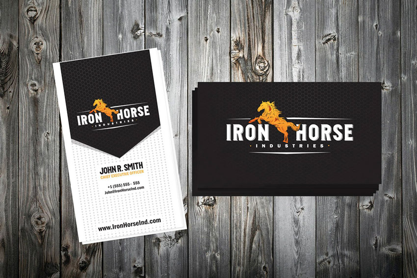 Iron Horse Industries by Mario McMeans