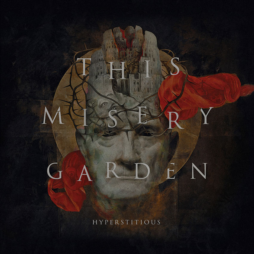 This Misery Garden CD Art by Aleksandar ivanov