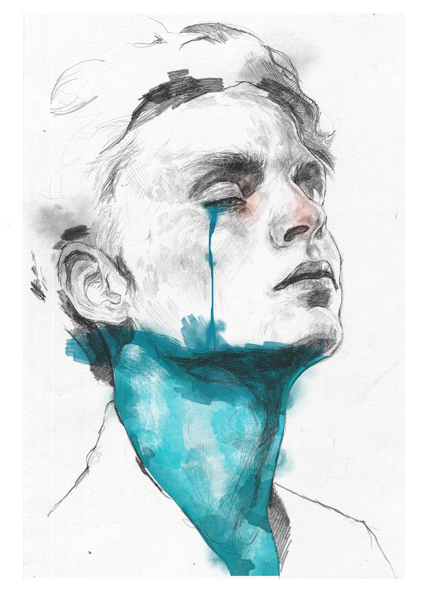 Drowning by Vinja Mihatov Bari
