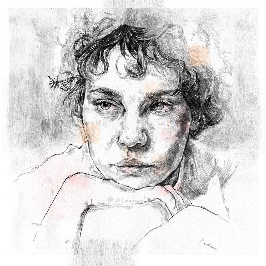Sketching by Vinja Mihatov Bari