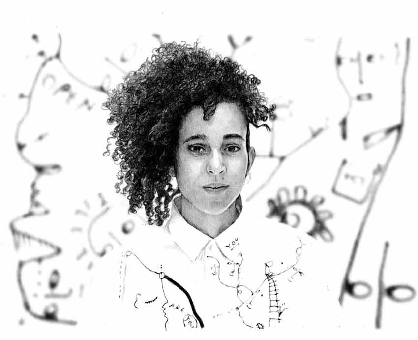 Illustrations for Speciwomen by Vinja Mihatov Bari